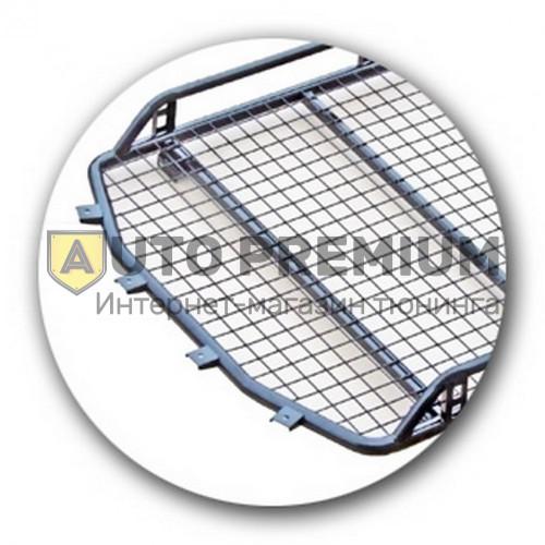Багажник «Трофи» с сеткой без поперечин, 2123 «Шеви»