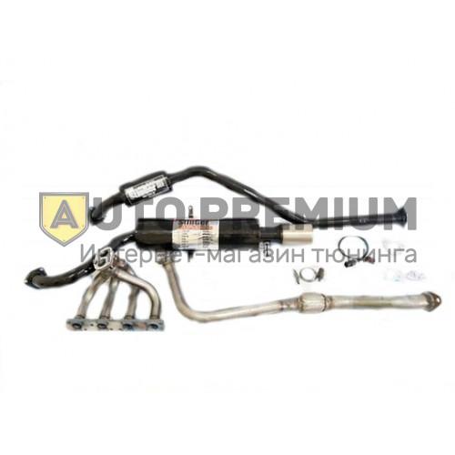 Выпускной комплект Subaru Sound ВАЗ 2101-2107 Классика 16V, глушитель с насадкой